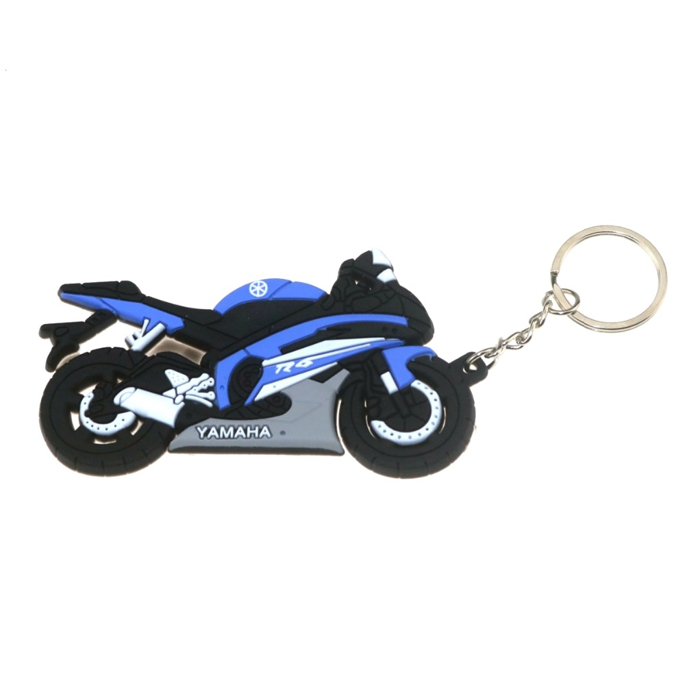 Covers & Ornamental Mouldings Motorcycle Accessories & Parts Motorcycle Model Keychain Keyring Key Chain Key Ring Holder For Yamaha Locomotive Model