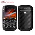 100% Оригинал Blackberry 9900 Bold Touch Оригинальный разблокирована 3 Г Смартфон QWERTY + Сенсорный экран 2.8, WiFi, GPS, 5.0MP бесплатная доставка