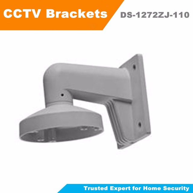 In Stock Hikvision High Quality CCTV Bracket DS-1272ZJ-110 Wall Mount Bracket for Dome Camera DS-2CD21X2FWD-I(W)(S)
