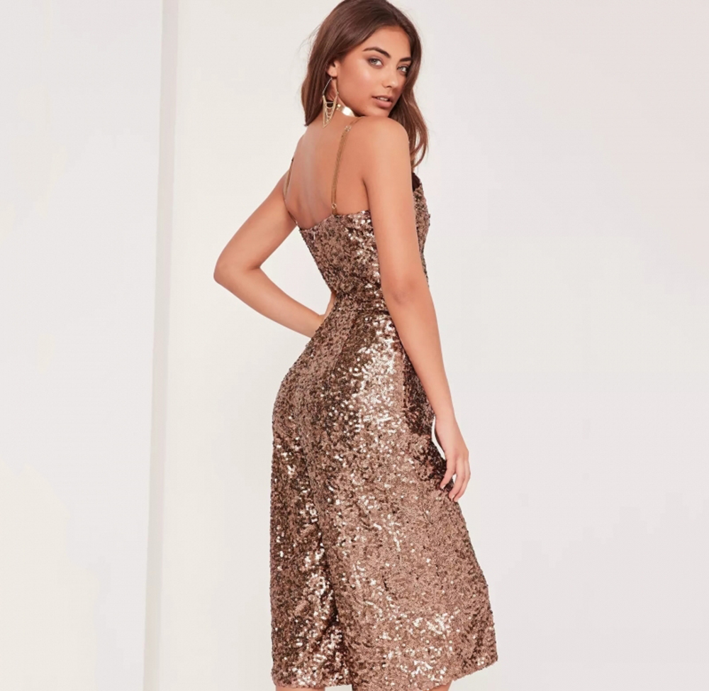 HDY Haoduoyi 2018 Solid Sexy Sequined Women Jumpsuits Off Shoulder Strap V-Neck Casual Chic Female Summer Rompers 6