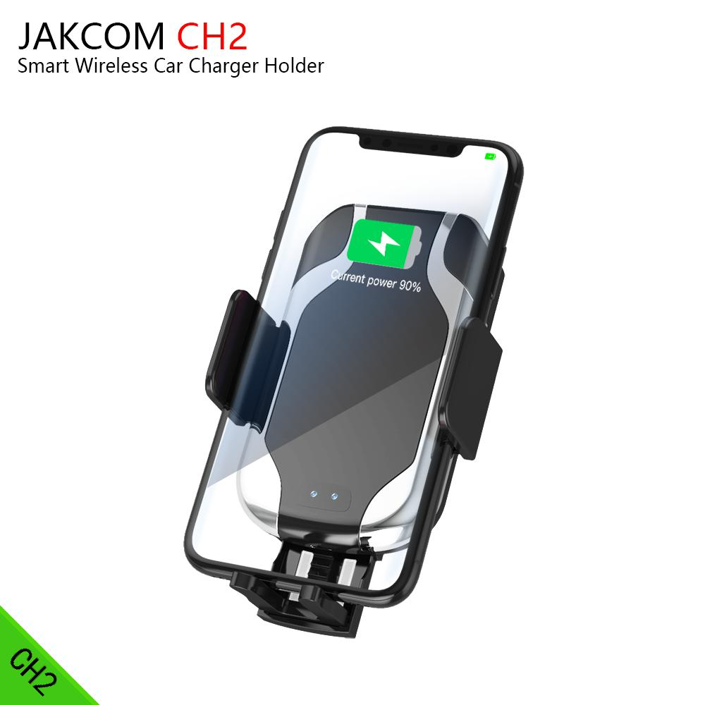 JAKCOM CH2 Smart Wireless Car Charger Holder Hot sale in Mobile Phone Holders Stands as aplle watch phone ring smartphone holder