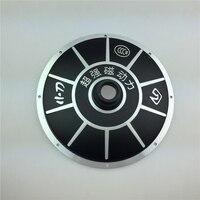 STARPAD Elektrische auto zubehör Motor abdeckung 8 löcher 9 löcher trommelbremse gehäuse Motor abdeckung