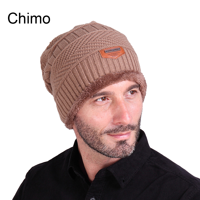 2017 Beanies Knit Men's Winter Hat Caps Skullies Winter Hats For Men Beanie Outdoor Ski Sports Warm Cap 200PCS/lot Wholesale leather skullies cap hats 5pcs lot 2278