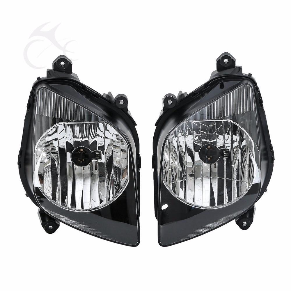 Paire Phare Assemblage De La Lampe Pour Honda RVT1000 RVT1000R RC51 2000-2006 SP1 SP2