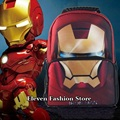 2016 high quality super hero Avengers bags Schoolbag,kids Backpack College Wind children Backpack School Bags For Teenagers