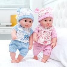 Muñecos Blanditos Azul y Rosa