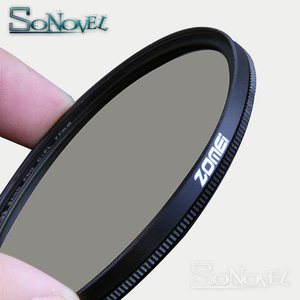 Image 5 - Zomei 49mm/52mm/55mm/58mm/62mm/67mm/72mm/77mm/82mm CPL polariseur circulaire filtre polarisant pour Canon Nikon objectif appareil photo Sony