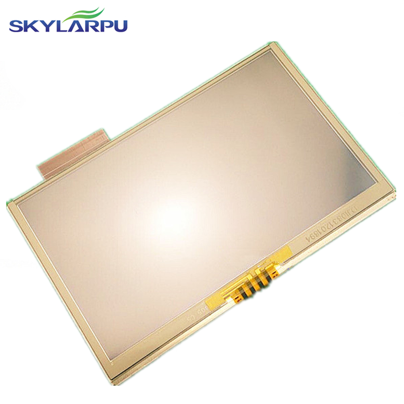 skylarpu 4.3 inch For TomTom GO 720 GO 720T GO 730 GPS Nnavigation LCD display screen + touch screen digitizer Free shipping