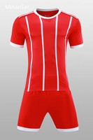 Club Football Suit Men S Skinboard Sport Shirt Customized Quick Dry Running Training Competition Uniform