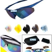 Заводское производство 0091 P Профессиональные уличные легкие очки для верховой езды поляризационные солнцезащитные очки с рамкой для близорукости