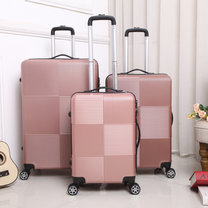Trolley case Travel suitcase 20 inch for male and female students Boarding box Password Luggage PC Universal wheel valise|Rolling Luggage| |  - title=