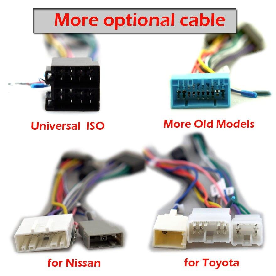 Автомобильный Android радио разъем питания для Honda Hyundai Kia Peugeot Volkswagen и других старых моделей силовой кабель plug and play не все|Кабели, адаптеры и разъемы|   | АлиЭкспресс