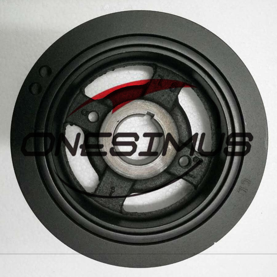 Engine Crankshaft Pulley-Dorman WD Express 054 38001 602