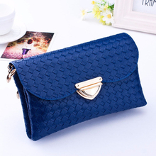 New FashionNew Designer Womens Messenger Bags Leather Small Crossbody Shoulder Bags Women Blue Casual Bag Dollar Price