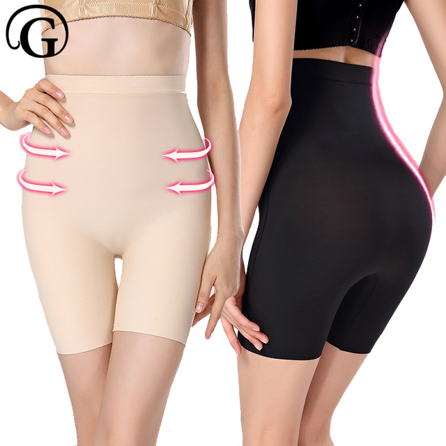 2f342bb88f4 PRAYGER New Seamless Body Shaper Control Panties Slimming Waist Trainer Corset  Lift Butt Control Thigh Slimmer