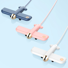 Outdoor 1 in 4 Ports USB cable 2.0 Hub Aircraft One Drag Four-point Airplane Adapter Air Force Jet Airliner Splitter