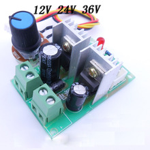 12V 24V 36V universal, PWM pulse width DC motor speed controller, speed switch 10A 10 50v 100a 5000w programable reversible dc motor speed controller pwm control 12v 24v 36v 48v soft start forward reverse switch