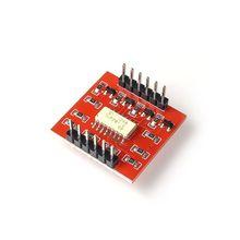 TLP281 4 CH 4-канальный опто-изолятор IC модуль для Arduino Плата расширения высокий и низкий уровень оптопара изоляция 4 канала