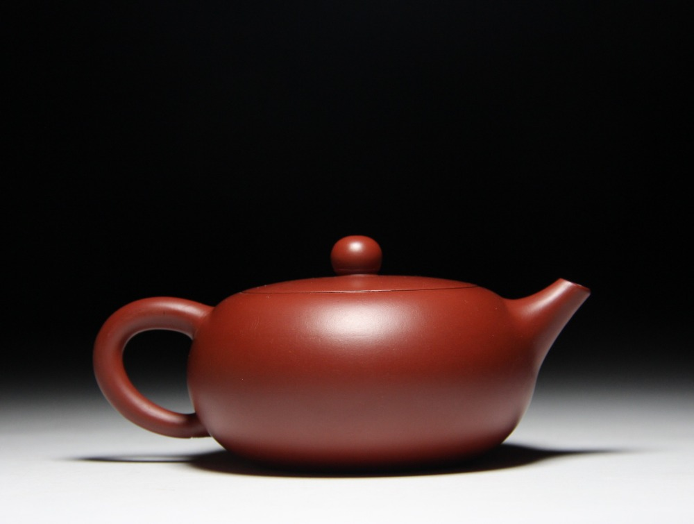 Yulu tea pot 150cc capacity Yixing genuine Zisha teapot famous master teapot ore Dahongpao specialYulu tea pot 150cc capacity Yixing genuine Zisha teapot famous master teapot ore Dahongpao special