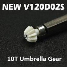 Walkera NEW V120D02S 10T Umbrella Gear Rc Spare Part Part Accessory Accessories