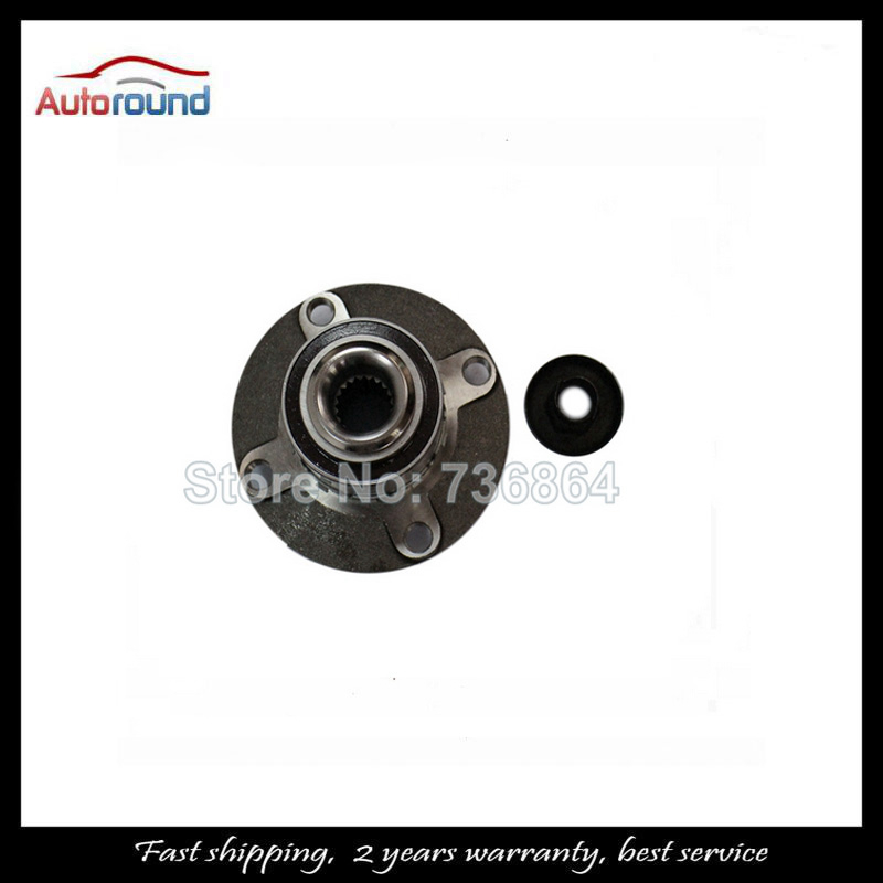 Hot Sale Front Auto Bearing Hub Assembly Kit Fit for car AUDI A2 VW LUPO VKBA3550 6E0407621D Free Shipping free shipping model car bearing sets bearing kit traxxas car stree sport
