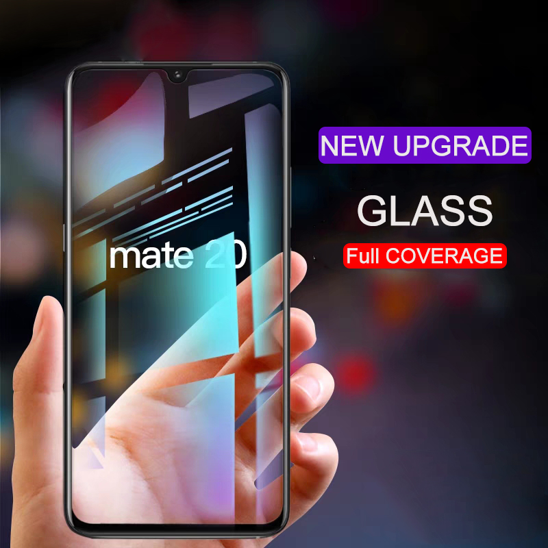 Tempered Glass For Huawei Mate 20 X Mate 20 Lite Full Cover Glass Screen