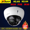 Dahua IPC HDBW4431R AS 4MP IK10 IP67 Built In POE SD Slot Audio Alarm Interface IP