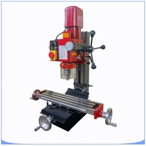 Image 4 - CNC Milling Machine Vertical Small Gear Drive Drilling Milling Machine 50  2500 rpm