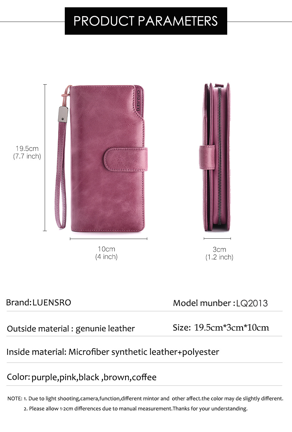 Womens Wallets and Purses (4)