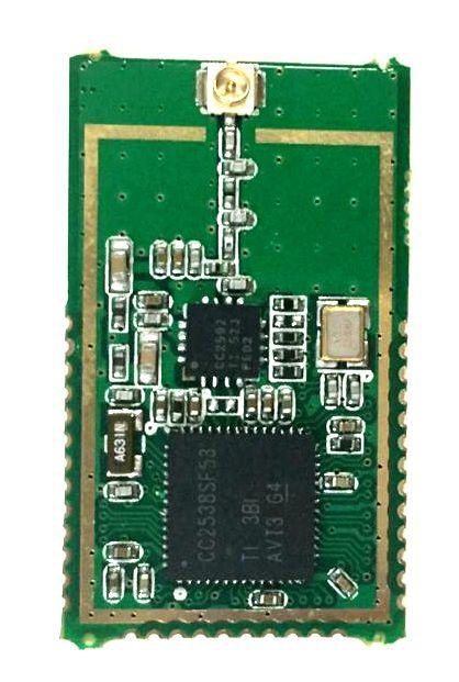 CC2538 + CC2592 وحدة الاتصالات عن بعد دعم زيجبي/6 لوبان