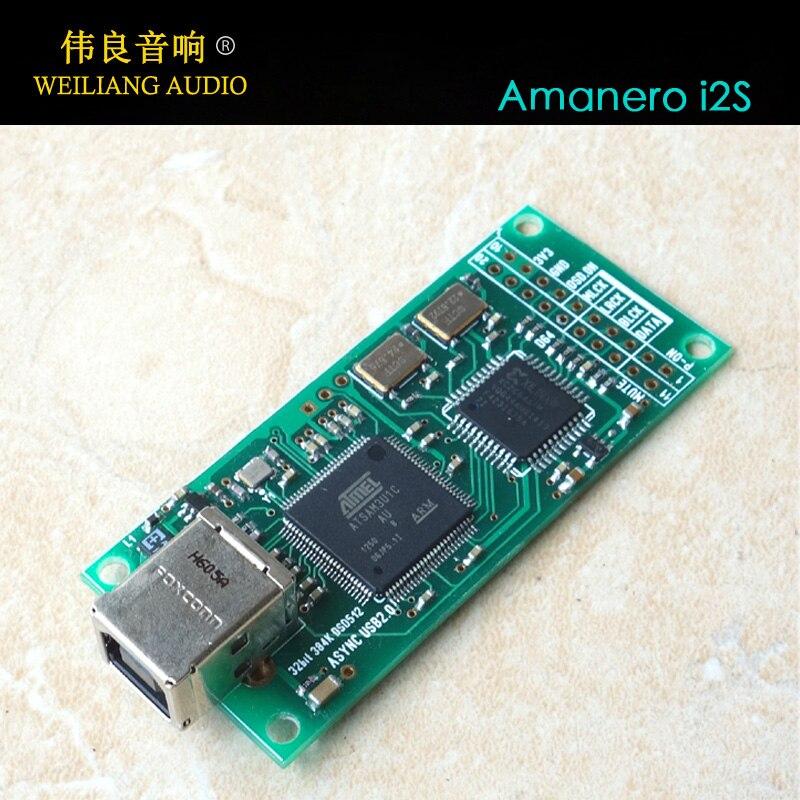 32bit/384 K äSthetisches Aussehen Tragbares Audio & Video Hifi Combo384 Usb Zu I2s Digital Interface Beziehen Zu Amanero Usb Iis Unterstützung Dsd512