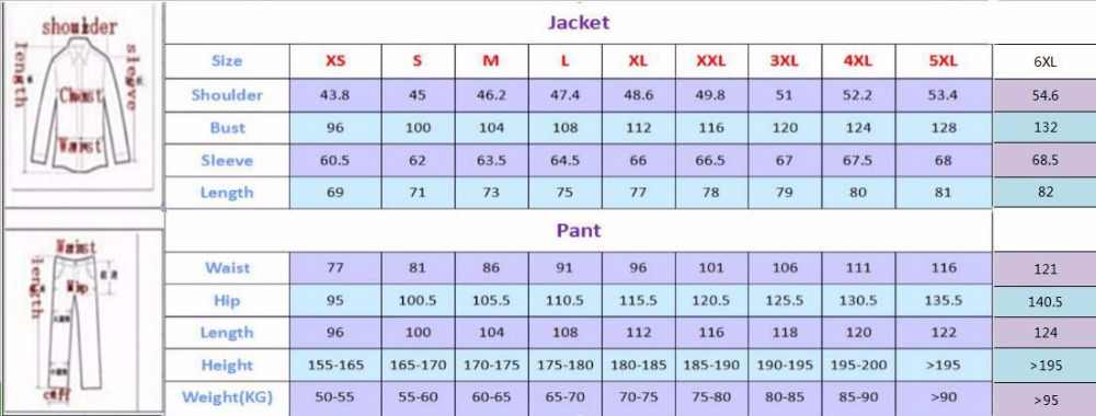 TPSAADE New Men's Royal Blue Slim Fit 2 Pieces Fashion Suit Double Breated Tuxedos Wedding Suit Blazer (Jacket+Trousers)
