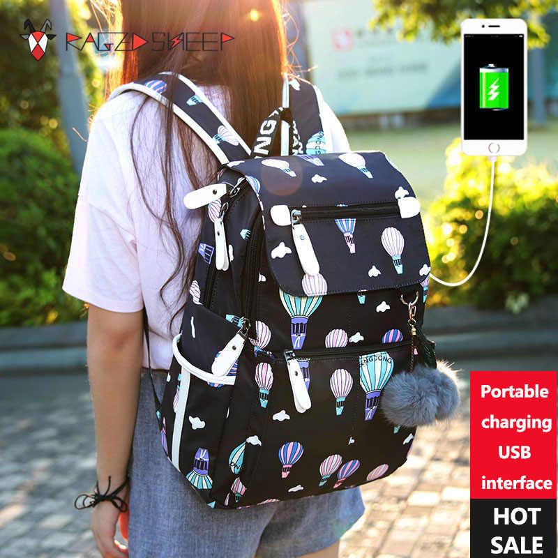 2019 новые школьные рюкзаки для женщин с буквенным принтом, на молнии, с карманами, модные школьные рюкзаки для девочек-подростков