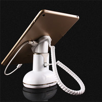7 10 Inch Tablet Smartphone Alarm Anti Shoplifting Security Display Holder Stand With Charging Function