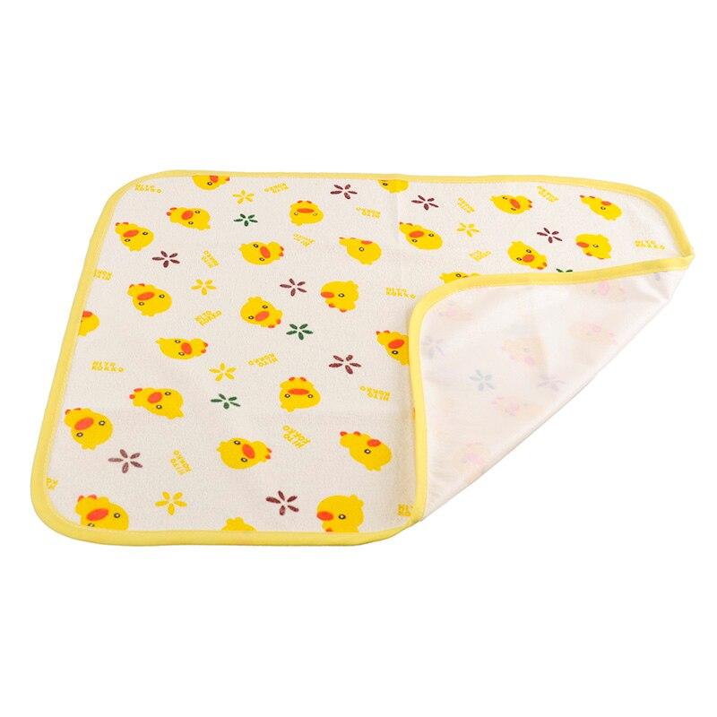 Cotton Baby Changing Mat Crib Stroller Pram Waterproof Bed Ny Sheet Cover Urine Pad Mattress