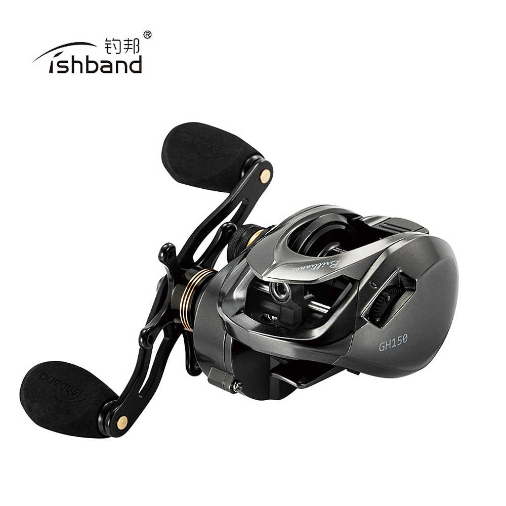 PW100 Baitcasting Reels Tuning Washer GH150 Clicker Drag Fishband GH100