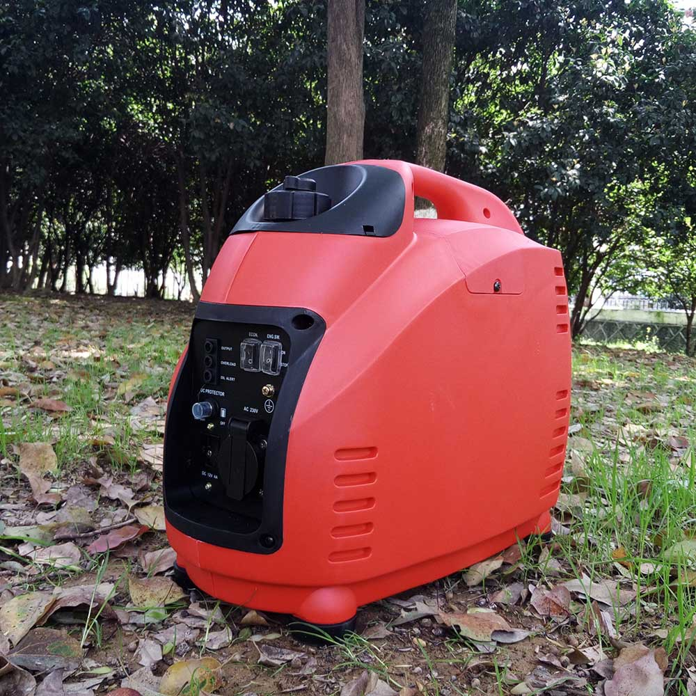 2.0KW AC electric power gasoline generator sets, permanent magnet generator