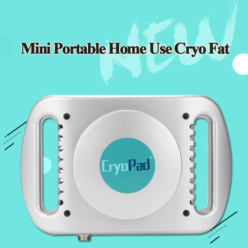 Portable Fat Freezing Weight Loss Cryotherapy Machine Home