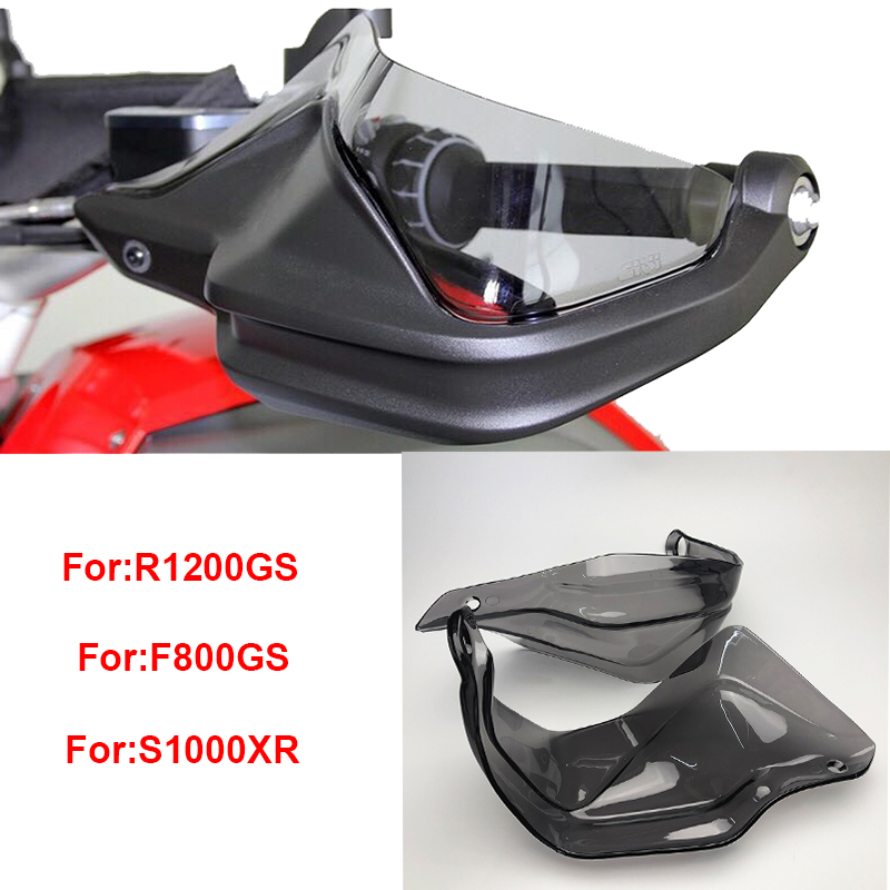 For BMW R1200 GS R1200GS LC S1000XR F800GS ADV Hand Guards Brake Clutch Levers Protector Handguard Shield R1200GS 13 14 15 16 17(China)