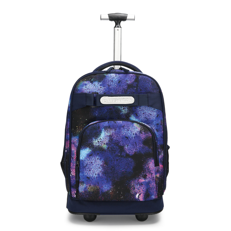 цены Brand Creative backpack waterproof luggage Fashion 18 inches students knapsack Travel multifunctional suitcase men business bag