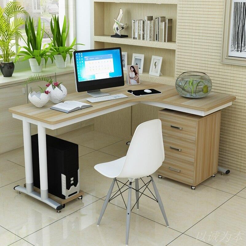Escritorios en esquina ideas de disenos for Mesas para esquinas