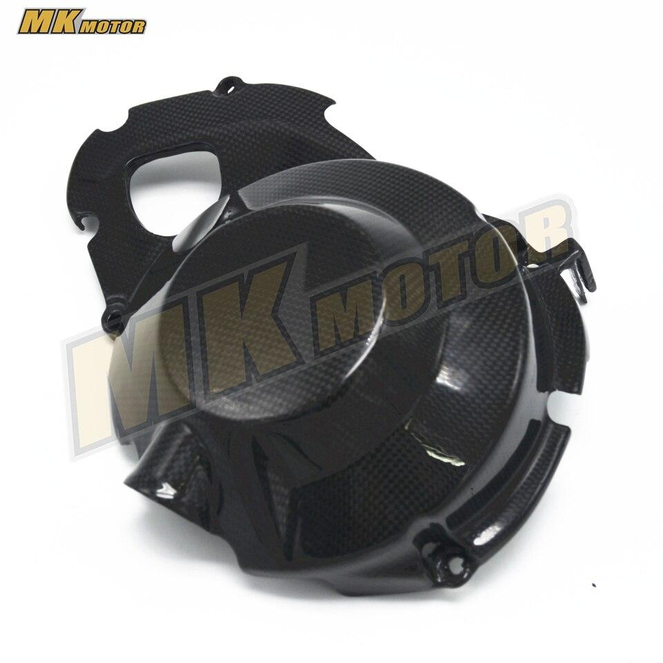 For Yamaha fj09 mt09 tracer Full Engine Stator Case Plug Clutch Cover Protector For Yamaha FJ-09 100% Carbon Fiber yamaha dbr15