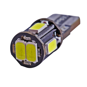 Image 4 - Ánh Sáng bên ngoài 500 x Lỗi Miễn Phí T10 dẫn canbus w5w led 5630 5730 t10 6Smd Ánh Sáng W5W T10 LED Nội Thất Cụ bóng đèn đèn