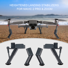 Посадка с высоты скидов стабилизаторы шасси для DJI MAVIC 2 PRO& ZOOM Drone