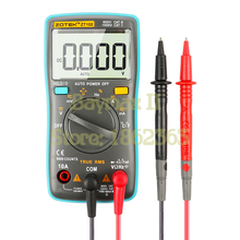 ZOTEK ZT102 Mini 6000 Counts Auto-Ranging Digital Multimeter AC/DC Voltage Current Tester with Temperature Measurement