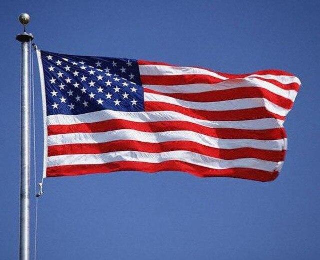 candiway 90 60 cm amerika terbang flag us umbul bendera nasional usa