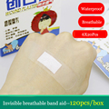 Cute Band Aid Invisible Breathable Waterproof Wound Paste Transparent Wound Care Bandages Band Aid Kids Lifeguard Fisrt Aid Kit
