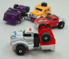 Mini voiture à longues jambes, modèle de dessin animé russe, jouet, meilleur cadeau de Collection