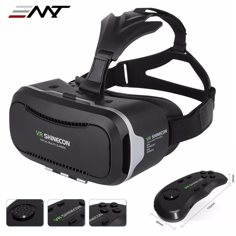 New font b VR b font Shinecon II 2 0 Helmet Cardboard Virtual Reality font b