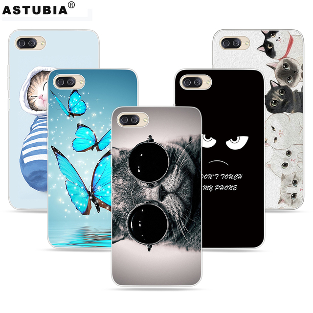 official photos f501f 3de31 US $1.74 |Phone Case For Asus Zenfone 4 MAX ZC554KL Case Silicone Glasses  Cat Painted Cover For Zenfone 4 Max ZC554KL Case For 4 Max x015d-in Fitted  ...